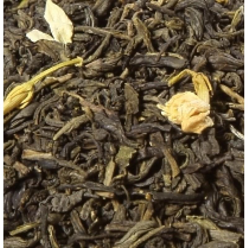Зеленый чай с жасмином (БИО)